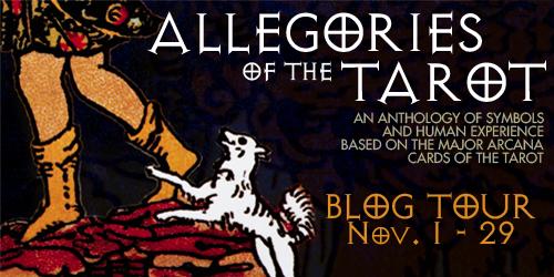 Allegories of the Tarot Badass Marketing Blog Tour