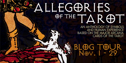 Allegories of the Tarot Badass Marketing Blog Tour