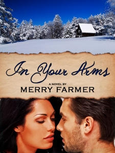 s hither today to verbalize a trivial nearly her novel mass Behind the Book: IN YOUR ARMS past times Merry Farmer